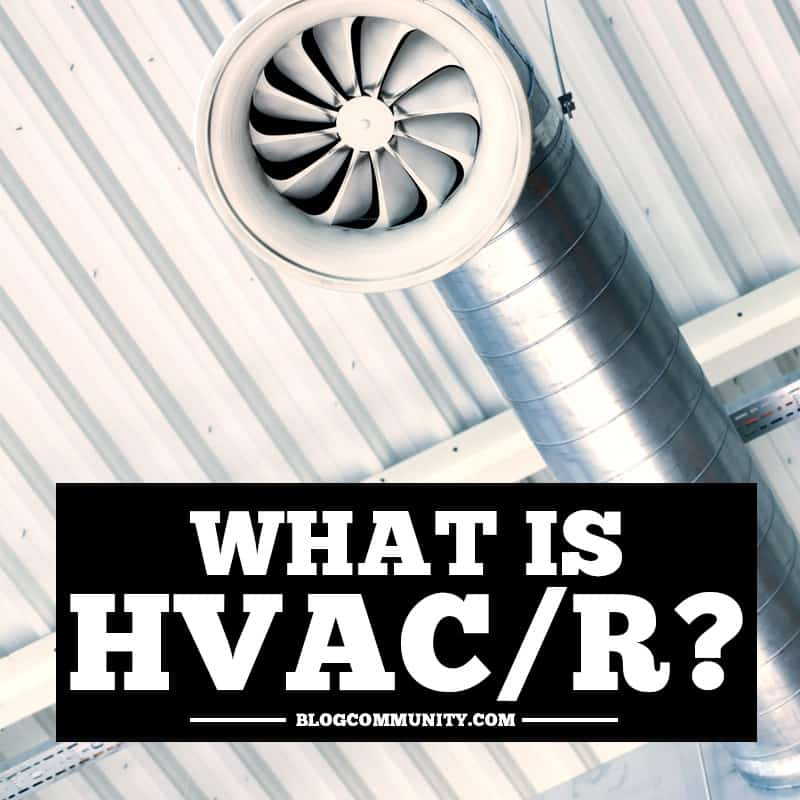 What is HVAC R Oklahoma Technical College - Heating, ventilation and air conditioning , refrigeration