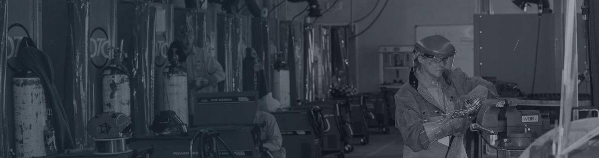 OTC Welding Program Shop