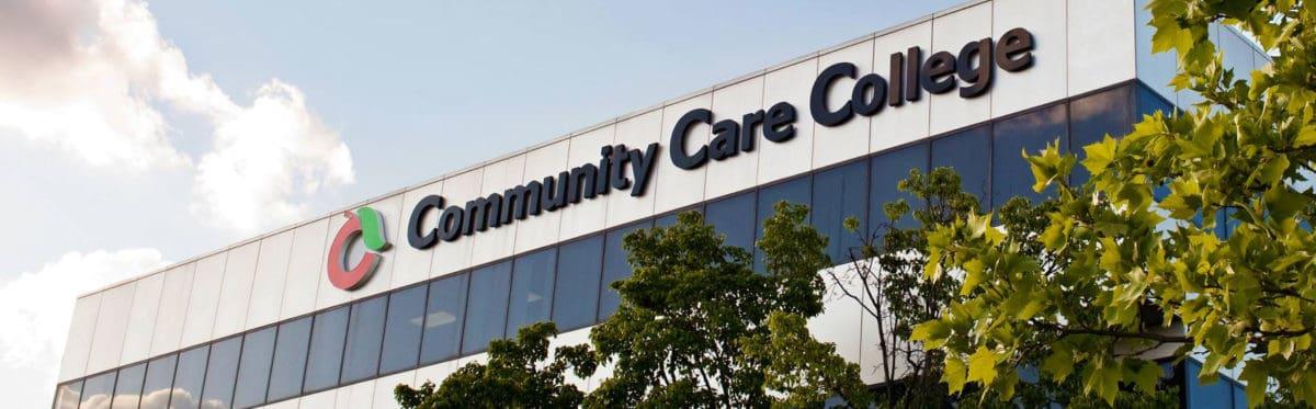community care college campus photo from sheridan tulsa ok