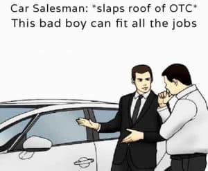 Oklahoma Technical College Meme