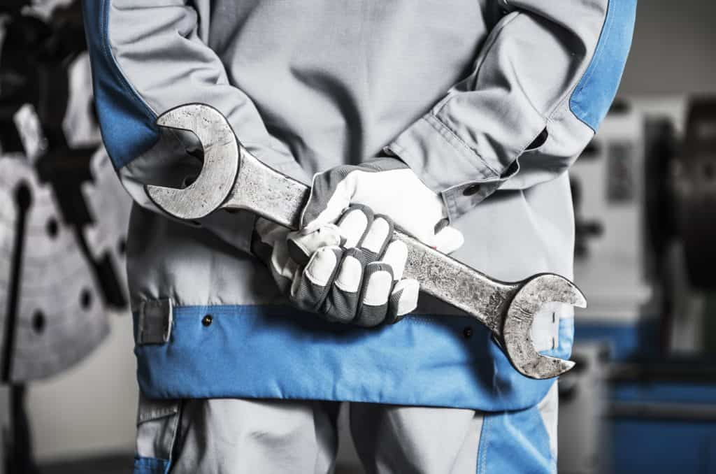 Machinery Mechanic on Duty