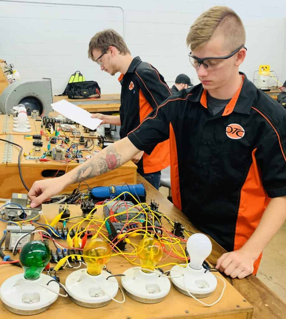 Oklahoma Technical College Trade Skill Workers